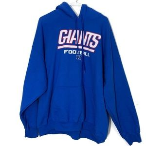 NFL New York Giants Hoodie Sweatshirt 2XL
